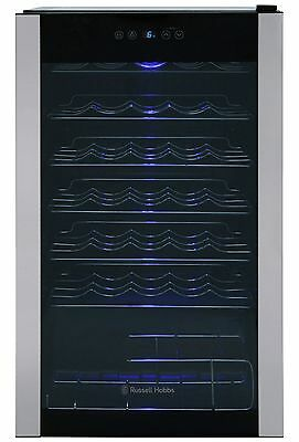 Russell Hobbs 34 Bottle Wine Cooler. From the Official Argos Shop on ebay