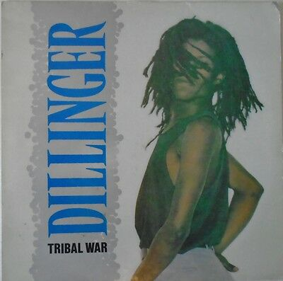 DILLINGER - Tribal War ~ VINYL LP