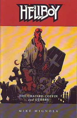 Hellboy vol 3 The Chained Coffin Trade Paperback Mike Mignola