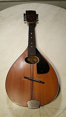 Antique Supertone Mandolin for a Restoration Project