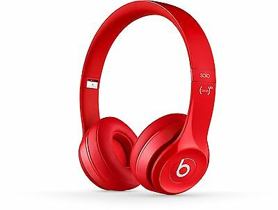 Beats by Dr. Dre Solo 2.0 On-Ear Headphones - Red