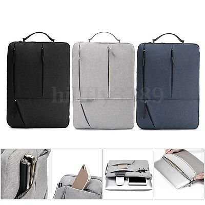 Portable Laptop Sleeve Case Carry Bag Cover For MacBook Air Pro 13/15'' inch AU