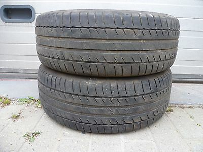 2 pneus été Michelin Primacy HP 205/55R16 91V