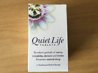 LANES QUIET LIFE TABLETS (100 Tablets)