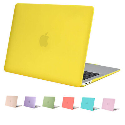 Mosiso Lid Shell Case Cover for Macbook Air 11 13 inch