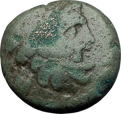 ODESSOS in THRACE 270BC Great God Derzelas on Horse Ancient Greek Coin i60894