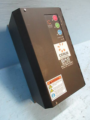 New Cerus Industrial BAS Building Automation BAS1-22/J-22 Motor Starter 10 HP
