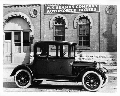 1915 Chalmers Coupe Factory Photo ad7461