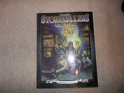 Changeling the Dreaming Storytellers Guide