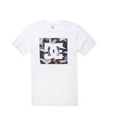 be5a136a Brand New Dc Shoes Mens Guys Graphic T Shirt Crew Tee Regular Fit Top Blouse  Xl