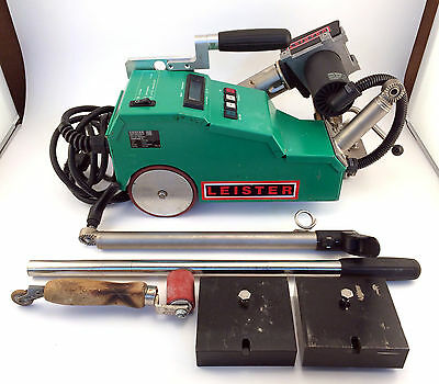 Leister Unifloor E Automatic Floor Welder