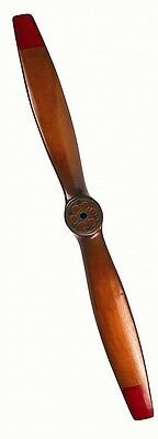 """Wwi 47"""" Wood Wooden Airplane Aircraft Propeller Decorative Aviation Wall Decor"""