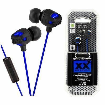 High-Grade Earphone Xtreme Xplosives In Ear Earphone Headphones Black Intense