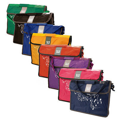 TGI Music Carrier Plus - Green/Yellow/Navy/Red/Purple/Pink/Mulberry/Blue/Black