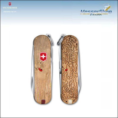 Victorinox Classic - Limited Edition 2017 - Woodworm