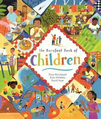 The Barefoot Book of Children 2017 by Tessa Strickland 9781782852964