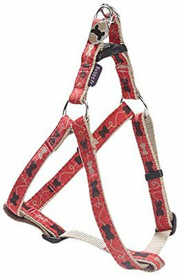 Bobby Kyrielle Dog Harness Large Red