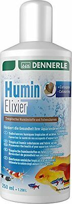 Dennerle Humin Elixier Tropical Water Treatment 250 ml