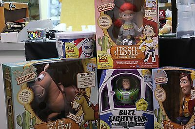 Disney Toy Story Signature Collection x 5