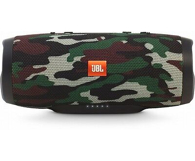 JBL-JBLCHARGE3SQUAD, Charge 3 Camouflage ,Speaker Bluetooth Portatile Waterproof