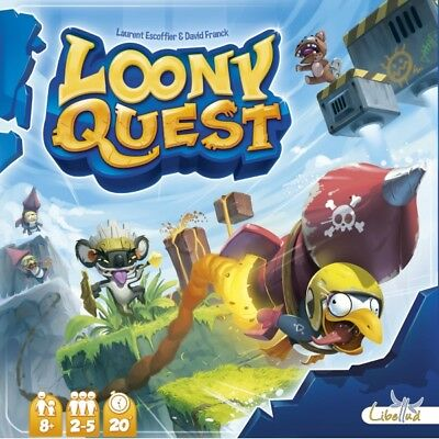 Loony Quest Game - Brand New!