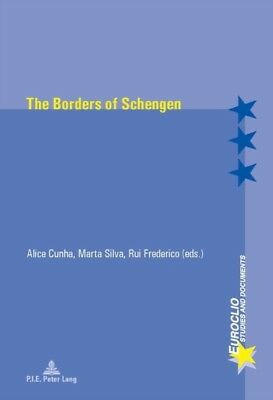 The Borders of Schengen (Euroclio) (Paperback), 9782875743084