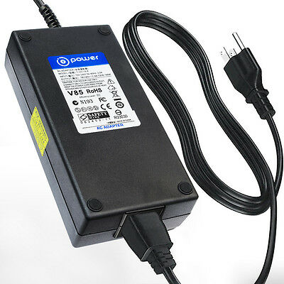 150W 19V Heavy Duty Gaming AC Adapter for MSI Laptop GE62 GE72 GT683 GT683R GT78