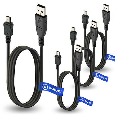 4 x pcs USB Cable for Goal Zero 11406 Guide 10 Plus Silver Battery Pack Replacem