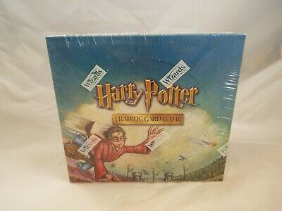 Harry Potter Ccg Quidditch Cup Sealed Booster Box Of 36 Packs