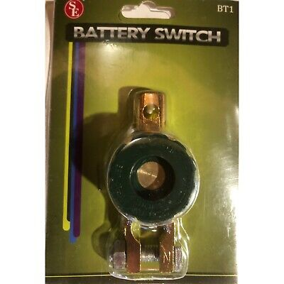 Car Battery Disconnect Switch Lot Of 3 Anti Theft Device