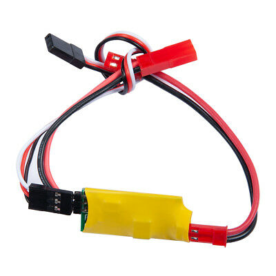 RC Receiver High-current Controlled Switch Car Lights Remote for RC Model Car