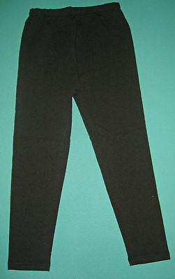 NEW BLACK leggings perfect for school SZ 5 to 12