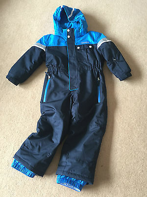 Boys Nevica Ski Snowboard Suit Age 5-6 Excellent Condition