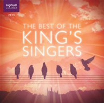 The Best of the King's Singers  CD NEU