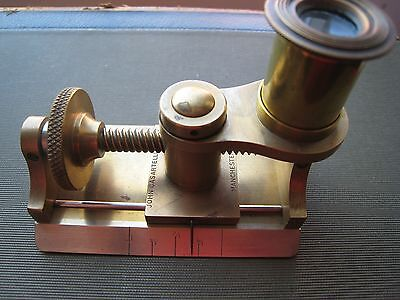 Fadenzähler cloth tester thread counter