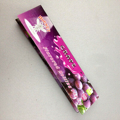 Kingsize 32 leaves Hornet grapes Handroll 110mm Flavored Rolling Papers