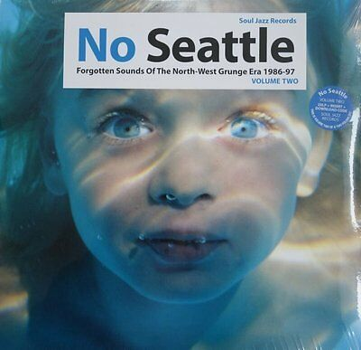 V/A No Seattle - Forgotten Sounds Of The North-West Grunge Era 1986-97 2 - 2 LP