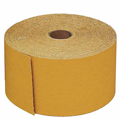 3M 02597 Stikit Gold 2-3/4 Inch x 30 Yards P120 Grit Sheet Roll