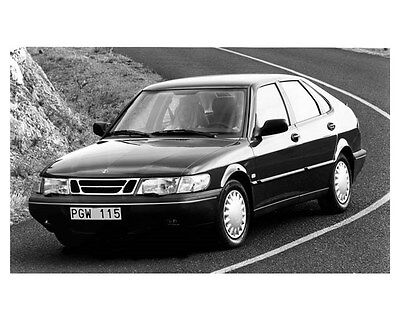 1994 Saab 900 Factory Photo uc0001