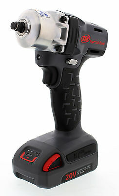 Ingersoll Rand W5130-K1 3/8 Inch 20V Li-Ion 1.5Ah Cordless Impact Kit with Case