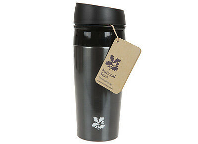 450ml National Trust Thermal Insulated Travel Mug Cup Hot Drink Coffee Flask