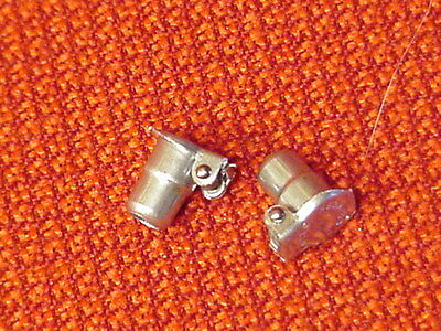"Generator Oil Cups Metal 1/4"" Hole Fits Delco Remy"