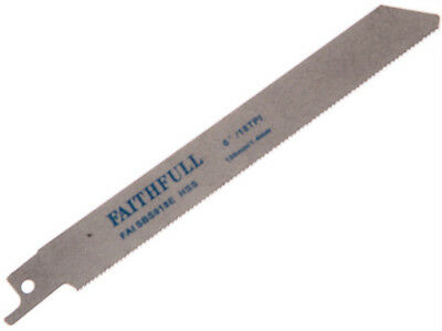 FAITHFULL S918E RECIPROCATING (SABRE) RECIPRO SAW BLADES FOR METAL - Pack of 5