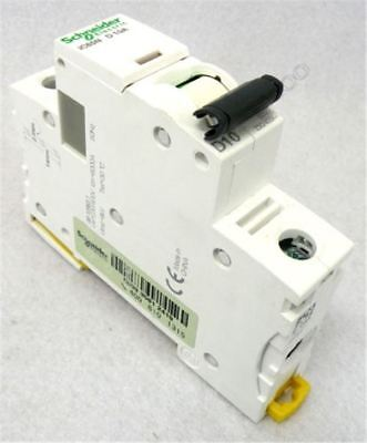 New Schneider Small Ic65n 1P D50a Air Circuit Breaker Switch I