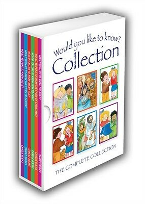 Would You Like To Know Collection, Dowley, Tim, 9781781283271