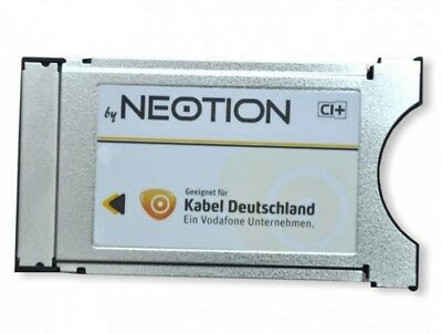 neotion CI+ MODULE CI Plus Cable Germany KDG NDS G09 DVB-C
