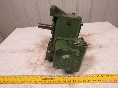 Ohio Gear Double Reduction Gear Box Speed Reducer 200-D Ratio