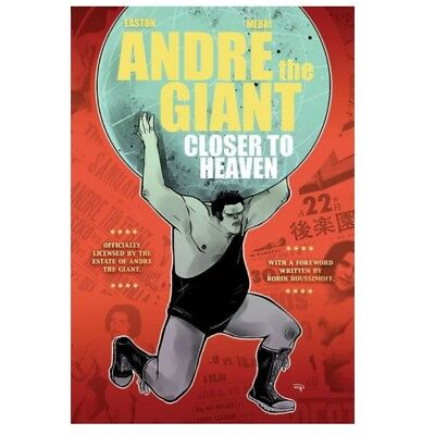 Andre The Giant: Closer To Heaven - Brand New!