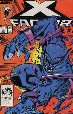 X-Factor (1986) #33   VF/NM