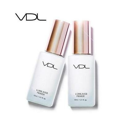 New VDL Lumilayer Foundation Primer 30ml Skin Tone highlights for Luminous Skin